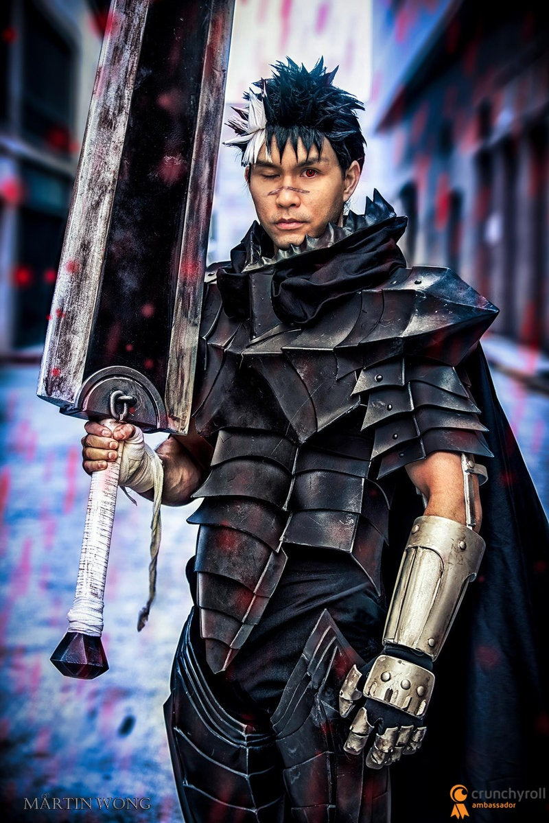 Go Berserk For Some Terrific Cosplay