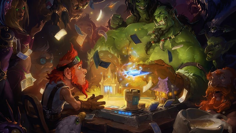 The Hearthstone Soundtrack Is So Good
