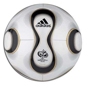 World Cup Ball More Advanced Than Your PC
