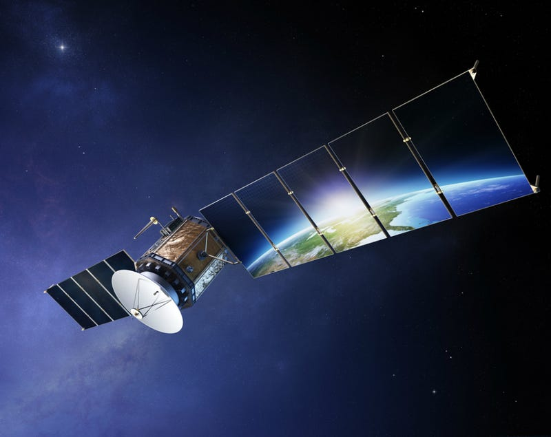 Falling Satellite Will Slam into Earth on Sunday