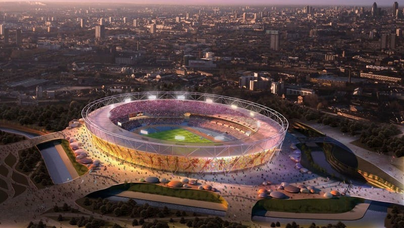 British Special Forces Will Be Hanging Out in a Network of Underground Bunkers During the Olympics