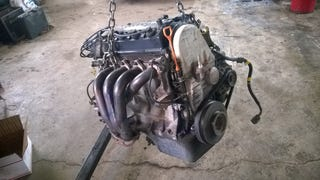 My first big wrenching project: Civic engine swap