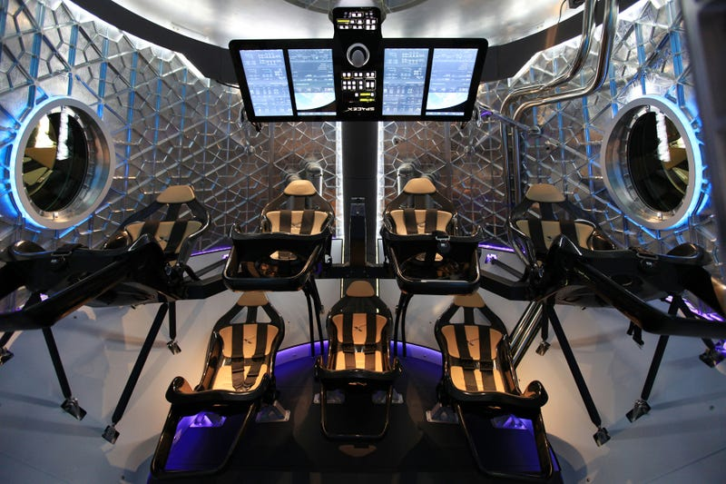 SpaceX To Offer A Private Tour Of Its Headquarters