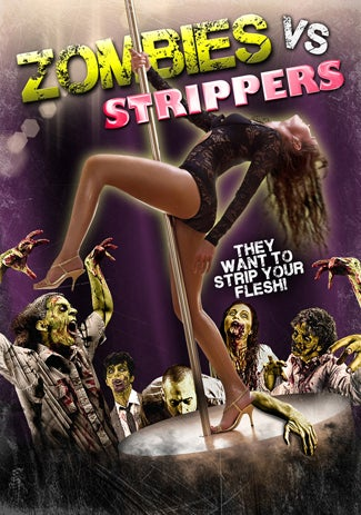 Zombies Vs. Strippers: The Camp Classic That Wasn't