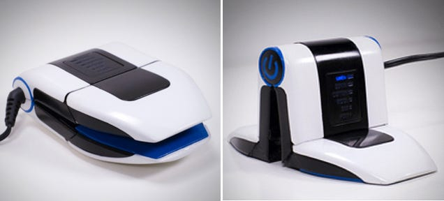This Tiny Transforming Travel Iron Should Be the First Thing You Pack