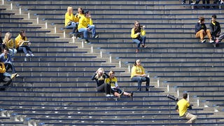 Michigan Pretends It Isn't Desperate To Give Away Tickets