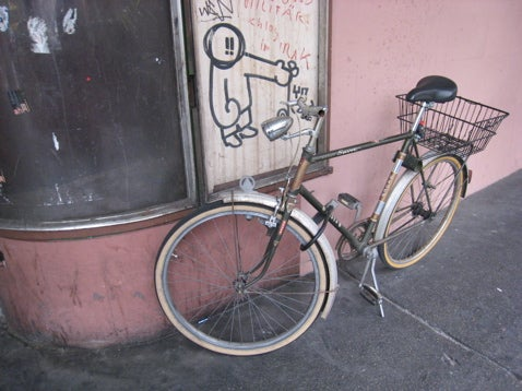 Frankfurt Auto Show: Bauer Vintage City Cycle