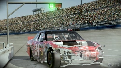 NASCAR 2011's Delay Isn't Due To Points System Change