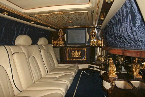 Michael Jackson's Jewel-Encrusted Neverland Auction