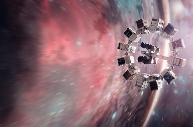 What Does This Game Reveal About Christopher Nolan's Interstellar?