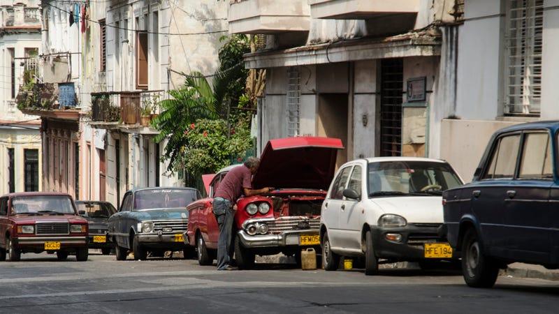 In Communist Cuba, Car Love Runs Deep out of Necessity
