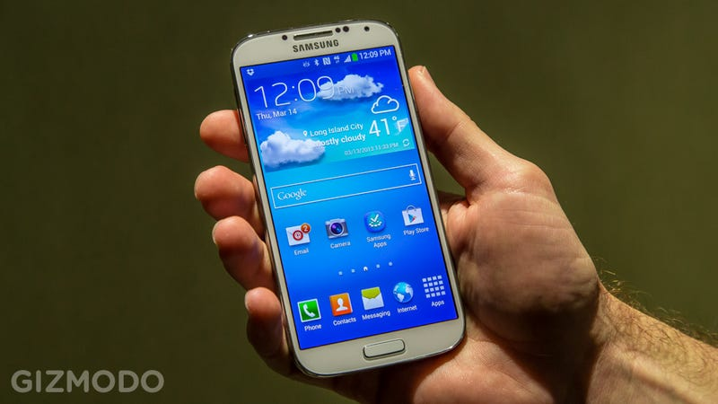 You'll Be Able to Buy a Cheaper, Smaller Samsung Galaxy S 4