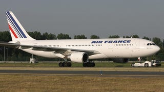 Air France Jet Gets Fighter Escort To JFK Due To Chemical Weapons Threat