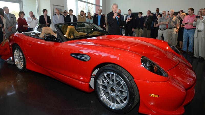 The Panoz Esperante Is Still Around To Get A New Special Edition