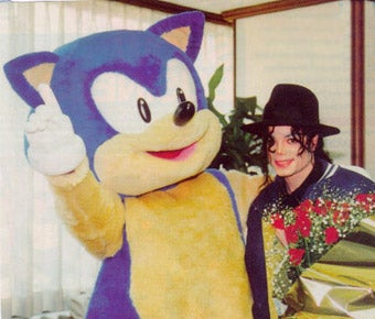 SEGA Comments On Michael Jackson