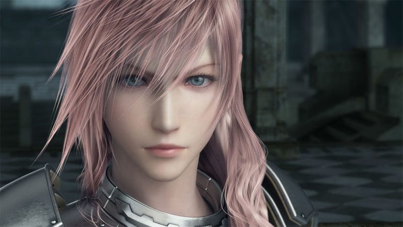 Final Fantasy XIII-2 Comes To America in January MMXII (And It's Playable at Comic-Con)