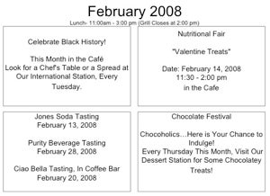 'NYT' Café Marks Black History Month With Chocolate And Watermelon