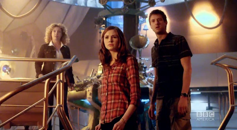 We'll have a long wait for 2012's Doctor Who episodes