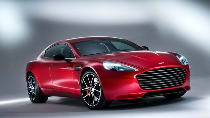 China Won't Let Aston Martin Blame Country For Fake Plastic Recall