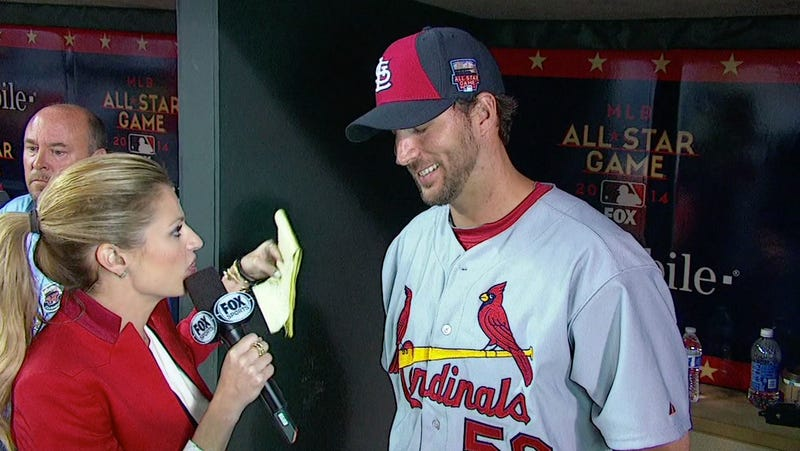 Adam Wainwright Had To Apologize For Saying He Grooved A Pitch To Jeter
