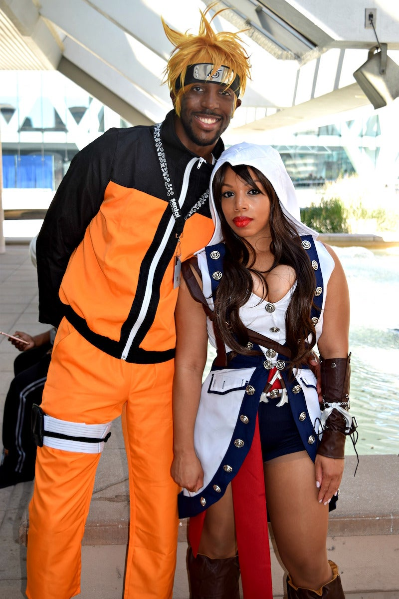 Black Cosplayers Talk About Self-Doubt