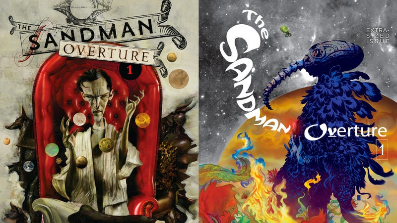 Everything You Ever Loved About Neil Gaiman's Sandman Comes Back Today