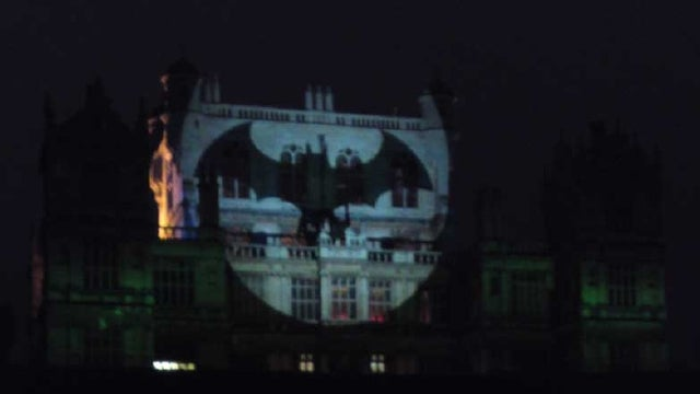 After Wrapping Arkham City Rocksteady Went to Stately Wayne Manor and Played With the Bat-Signal