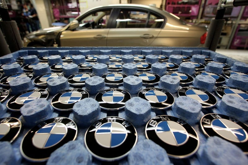BMW Workers Steal $4 Million In Parts To Sell On Internet