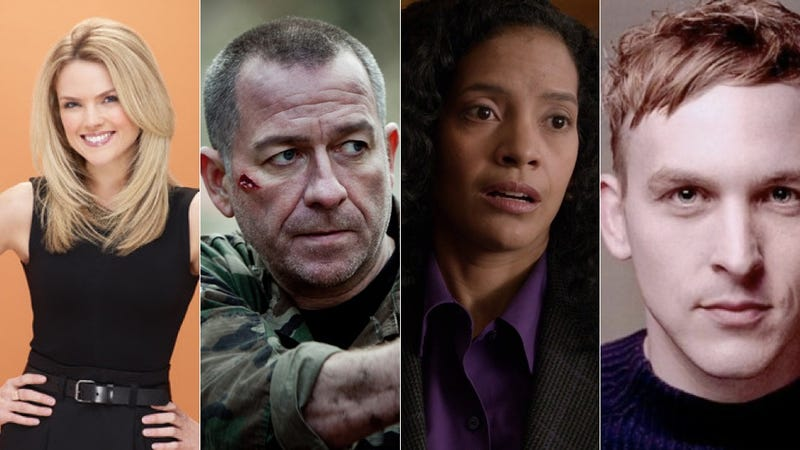The Gotham TV series casts Alfred, the Penguin and more