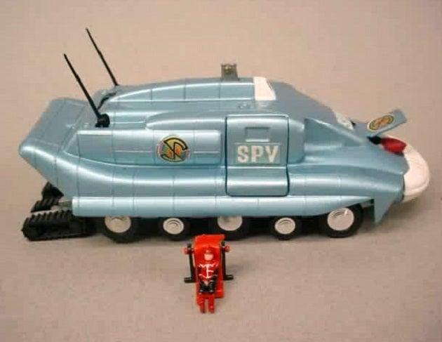 10 Classic Sci-Fi Toys