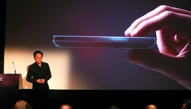 HTC Launches the Diamond—Small and Very iPhone-esque