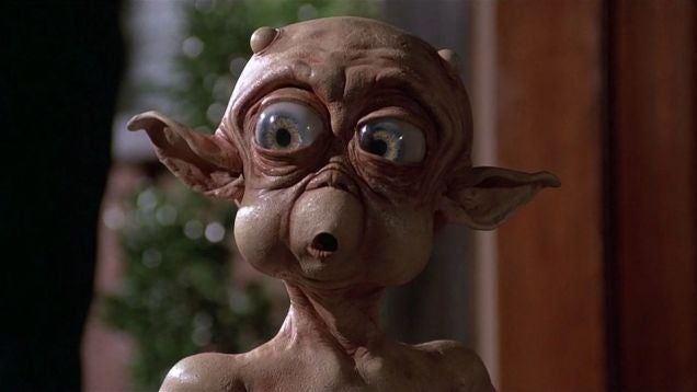 12 Aliens That Were Supposed to Be Cute But Are Actually Terrifying