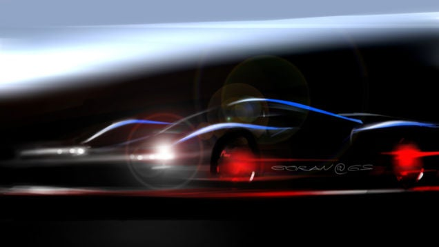 pme2xzhp3nxszwa1man9 Glickenhaus SCG 003 Will Drive To Le Mans, Transform, Then Race