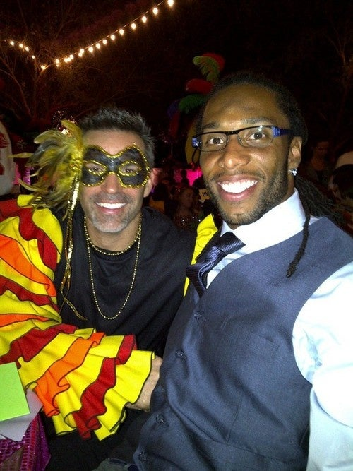 """Is Kurt Warner Living Out An """"Eyes Wide Shut"""" Fantasy With Right-Hand Man Larry Fitzgerald?"""