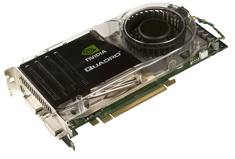 NVIDIA Ships 128-Core Graphics Cards for High-End Film Editors, Graphics Pros: Apple 'Excited'