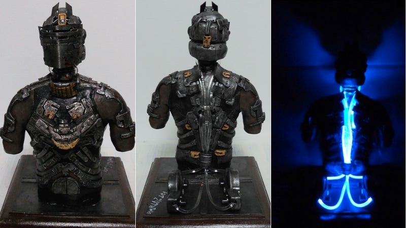 Scare Yourself to Sleep with this Dead Space Night Light
