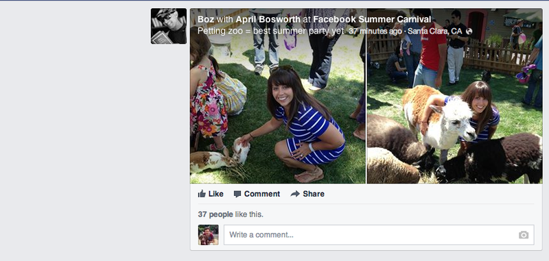 Facebook's Summer Party: Better Than Yours