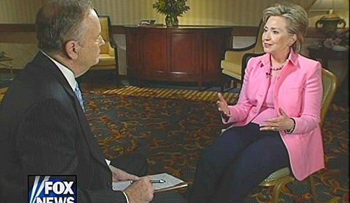 Did Hillary's Appearance On O'Reilly Actually Make Me Like Her More?