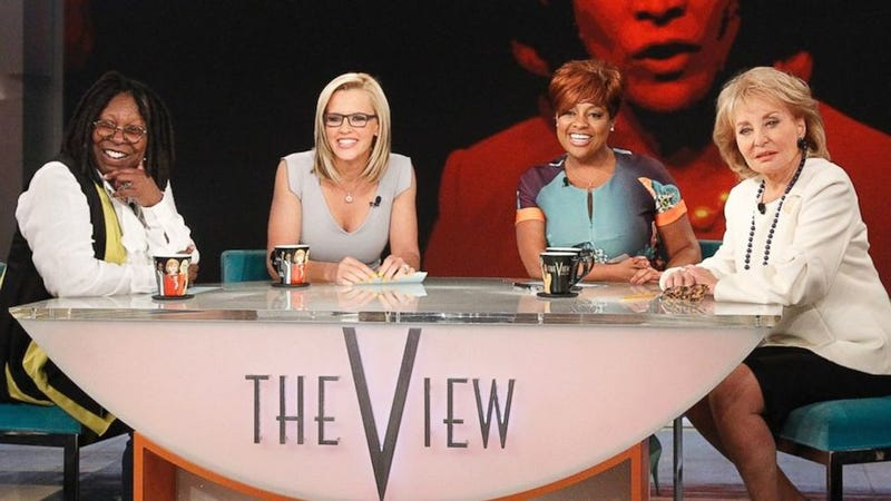 Whoopi Goldberg Is the Only Person Left at The View