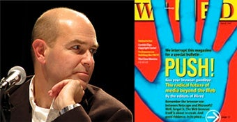 Will Wired Proclaim 'The Web is Dead?'