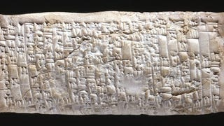 This 1750 BC Babylonian Tablet Is An Ancient Customer Service Complaint