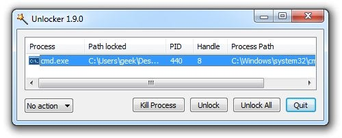 Unlocker Deletes Locked Files, Now Works for 64-bit Windows