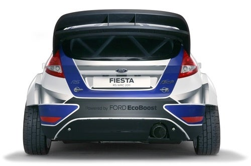 2011 Ford Fiesta RS