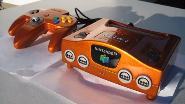 Nintendo, Please Make a Tiny Nintendo 64