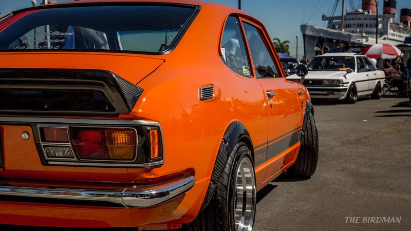 9th Annual Japanese Classic Car Show Coverage