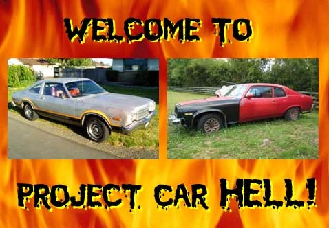 Project Car Hell: Volare Road Runner or Ventura GTO?