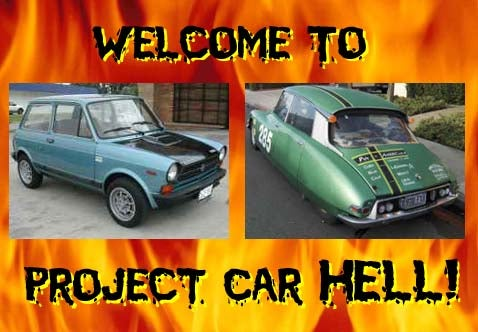 Project Car Hell: Abarth A112 or Carrera Panamericana Citroen?