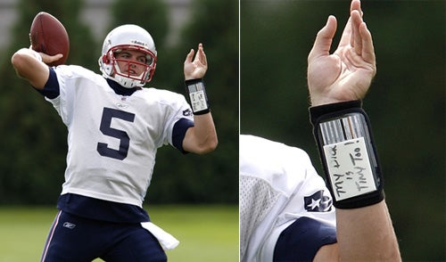 The Bigger The Hands, The Larger The ... Wristband