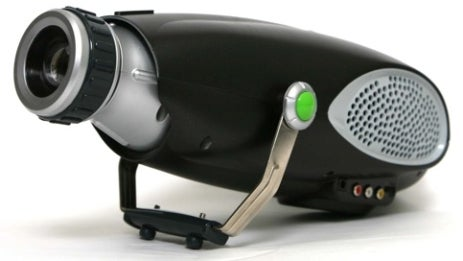 Torpedo Projector: You Probably Get What You Pay Only $179 For