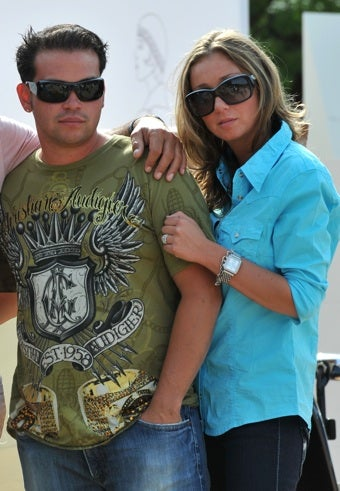 Jon Gosselin Ensures That Ed Hardy Will Forever Be Known As The Axe Body Spray Of Clothing